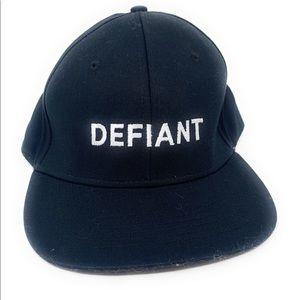 """4/$25 Gents """"Defiant"""" Mens Hat NWT"""